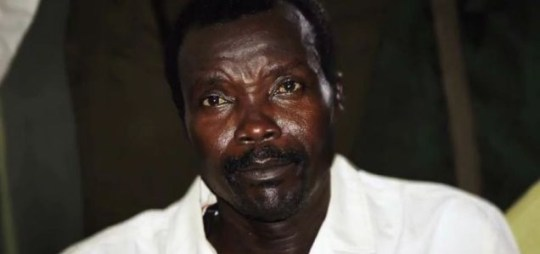 Joseph Kony, KONY 2012, Invisible Children