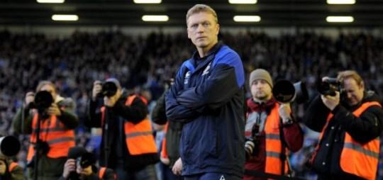 Bill Kenright, David Moyes, Everton.