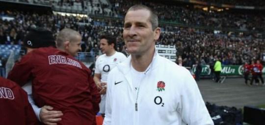 Stuart Lancaster , England, Rugby.
