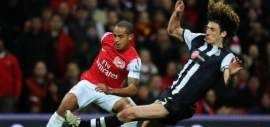 Theo Walcott, Tottenham.
