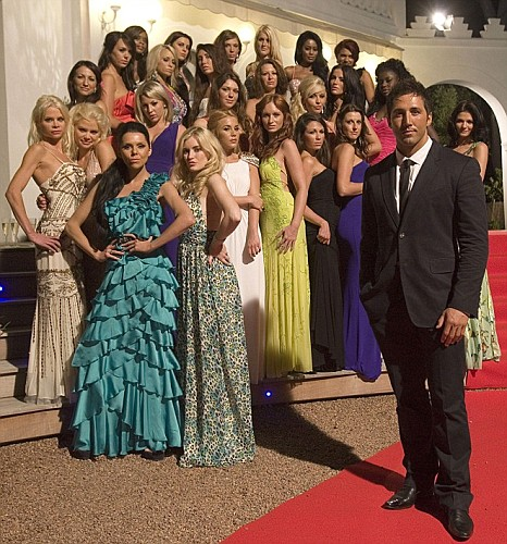 Gavin Henson, The Bachelor