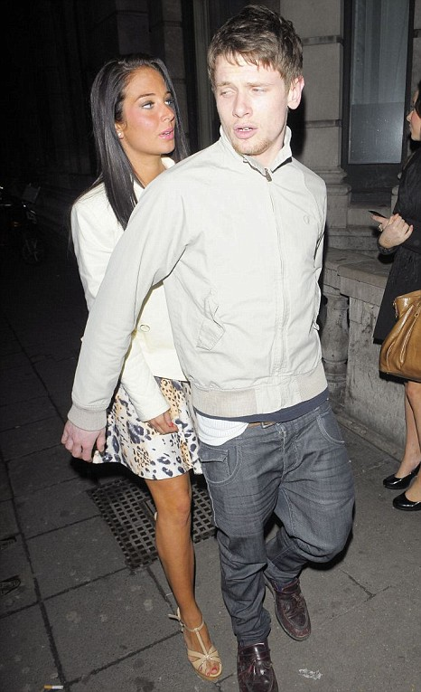 Jack O'Connell, Tulisa