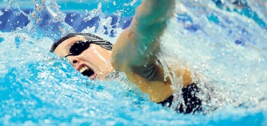 Jo Jackson Swimming