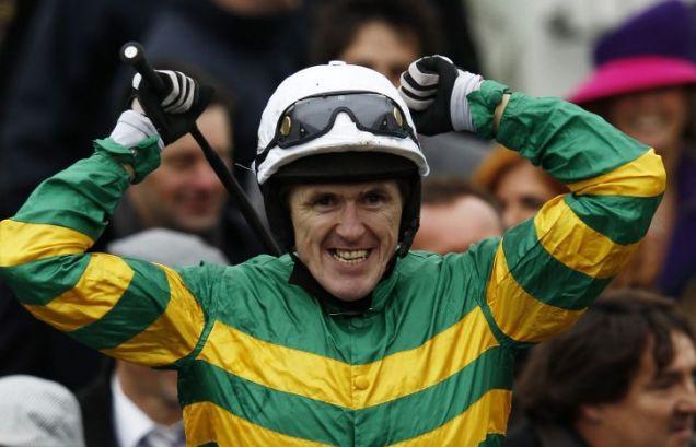 Tony McCoy, Syncronised, Cheltenham.