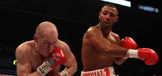 Boxing Kell Brook Amir Khan