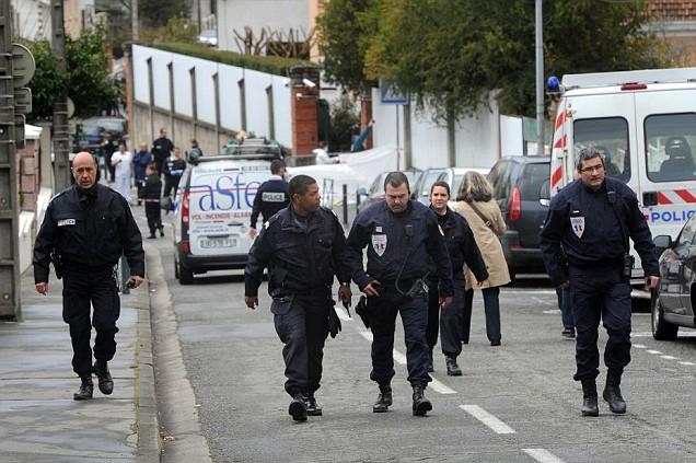 French school shooting