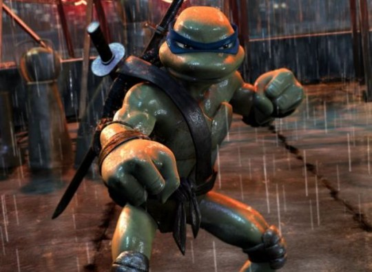 Teenage Mutant Ninja Turtles, Michael Bay
