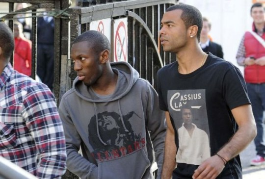 Shaun Wright-Phillips, Ashley Cole, Fabrice Muamba
