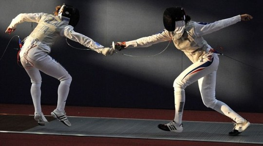 Fencing foil World Cup