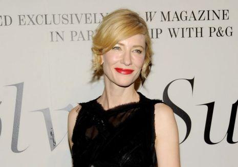 Cate Blanchett , Big and Small