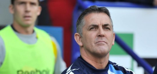 Bolton Wanderers, manager Owen Coyle.