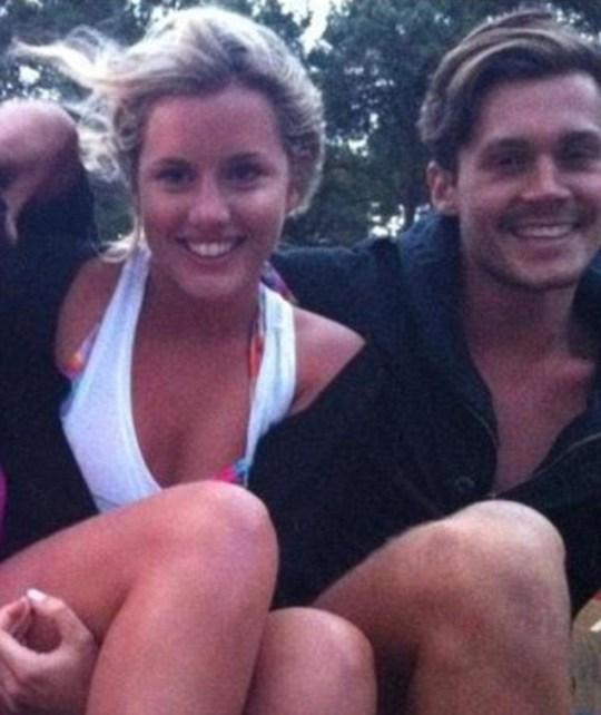 Made In Chelsea, Caggie Dunlop, Australian boyfriend Joel