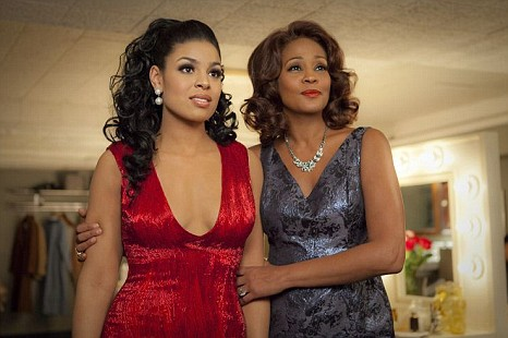 Jordin Sparks and Whitney Houston
