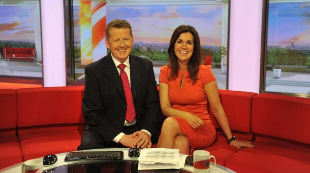 Bill Turnbull, Susanna Reid, BBC Breakfast