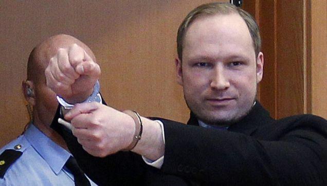 Anders Behring Breivik, Norway