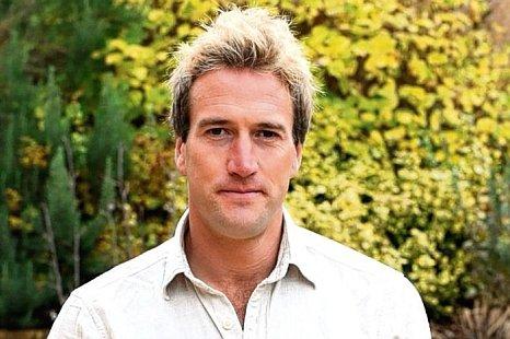 TV presenter Ben Fogle