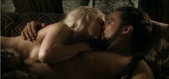 Game of thrones sex sences