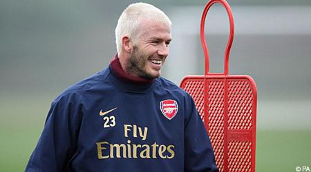 Beckham Arsenal