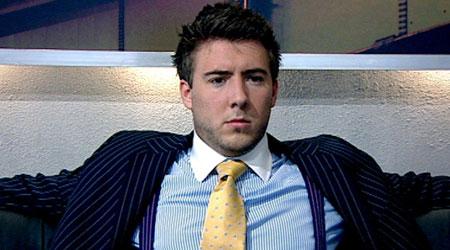 Apprentice loser Ben Clarke has admitted he was a 'k**b'