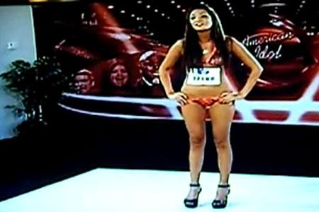 Miss world nude xxx