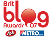 Brit Blog Awards