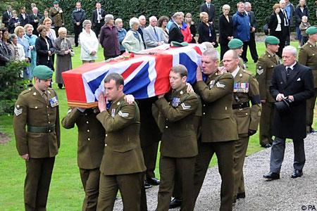Bryant funeral
