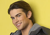 Does Chace Crawford have a new kissing partner?