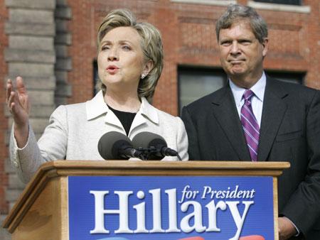 Hilary Clinton Wave