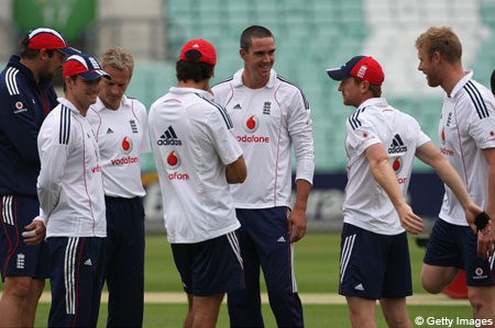 England cricket training
