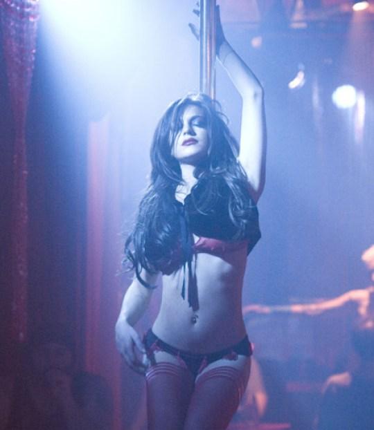 lindsay lohan i know who killed me pole dancing scene