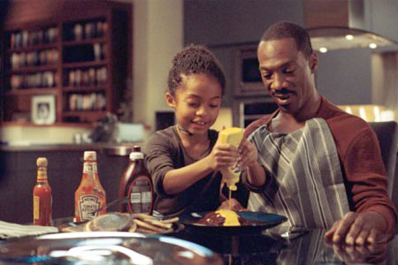 Eddie Murphy fails to raise any laughs in Imagine That