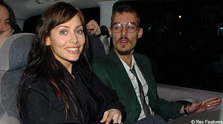Natalie Imbruglia and Daniel