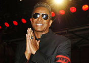 Jermain Jackson appeared on Celebrity Big Brother