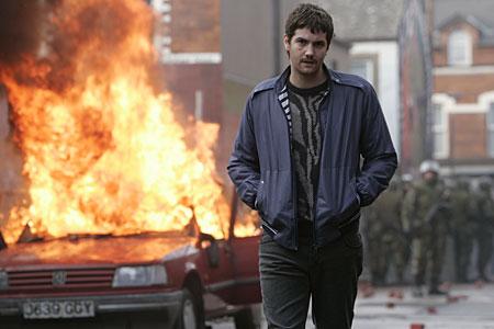 Jim Sturgess stars in Fifty Dead Men Walking
