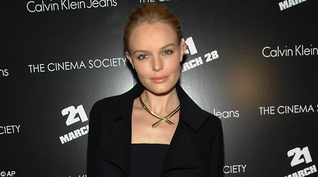 Kate Bosworth will star as the wife of a screenwriter