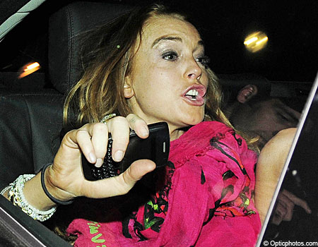 Lohan on her attack on Twitter
