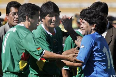 Maradona-Morales