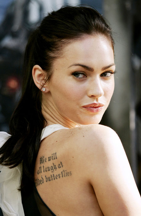 218401be2 How to tell a person's age by their trendy tattoo, from dolphins to ...