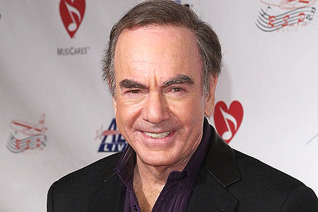 Neil Diamond: covers are like sex
