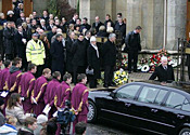 O'Donnell funeral