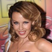 It seems Kylie Minogue is a fan of golf