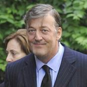 Stephen Fry says the second part of his autobiography will be hard to write