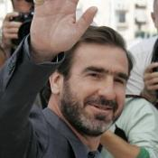 Eric Cantona says working with Loach was reminiscent of his United days