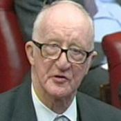 Lord Taylor of Blackburn is facing suspension from the House of Lords