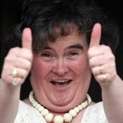 Singing sensation Susan Boyle has romped into the semi-finals of Britain's Got Talent