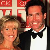 Dr Hilary Jones and his wife Sarah are divorcing after 19 years of marriage