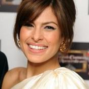 Eva Mendes joined the cast for the premiere of The Hangover