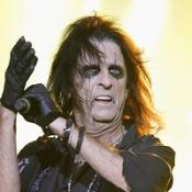 Alice Cooper says he's lost his horror collection