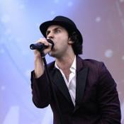 Paul Smith of Maximo Park doesn't know which songs they'll play