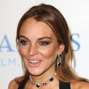 Lindsay Lohan was pictured with ex-girlfriend Sam Ronson
